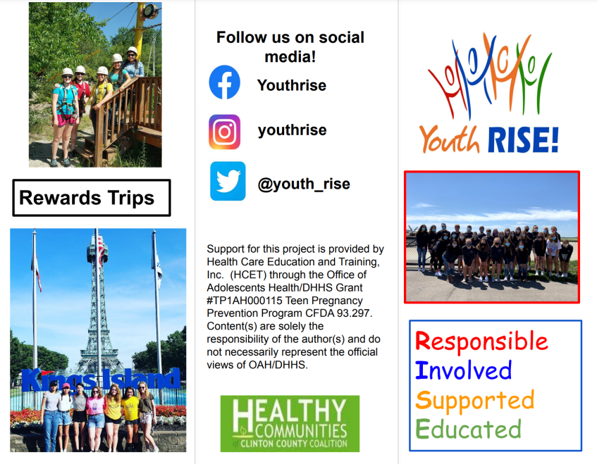 YouthRise Brochure