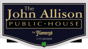 We're excited to have you join us at The John Allison Public House in historic Greencastle, PA.