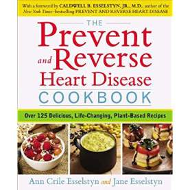 The Prevent and Reverse Heart Disease Cookbook Book Photo