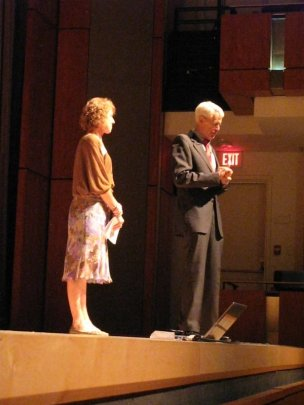 Dr. Esselstyn and Dr. George