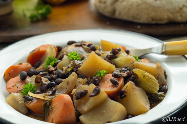Hearty Plant-Based Irish Stew