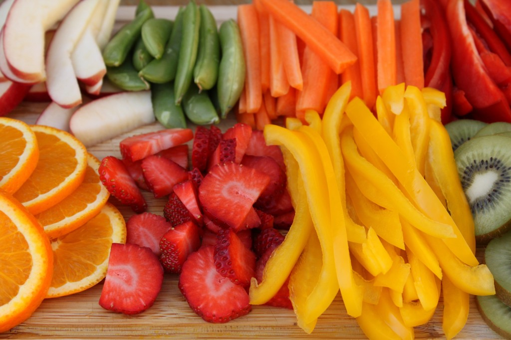 diet for martial arts training