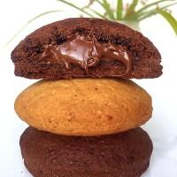 Biscuit coeur Nocciolata vegan