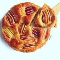 Gâteau aux pommes sans matière grasse