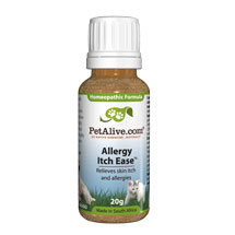 Allergy Itch Ease for Pet Allergy Relief