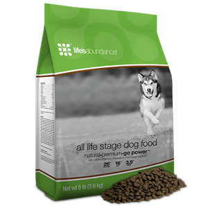 Life's Abundance All Life Stage Premium Dog Food
