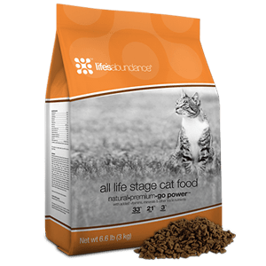Life's Abundance All Life Stage Premium Cat Food