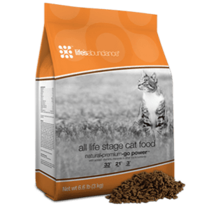 Life's Abundance All Stages Dry Cat Food