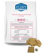 Flint River Ranch Oatmeal & Berry Biscuit Dog Treats