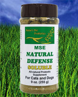 Natural Defense Soluble Pet Probiotic