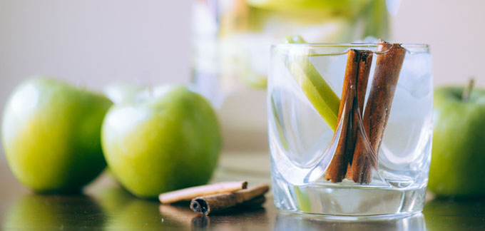 Image result for cinnamon water