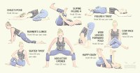 9 Easy Stretches to Release Lower Back and Hip Pain ...