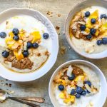 Overnight porridge