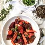 Root Vegetables Stew