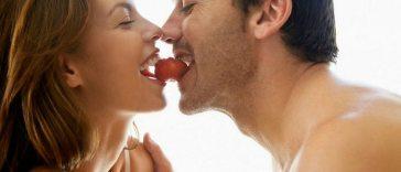 Healthy Natural Aphrodisiacs
