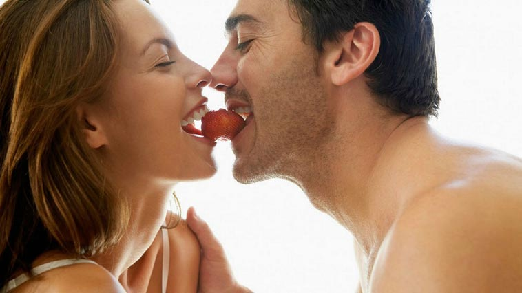Healthy Natural Aphrodisiacs