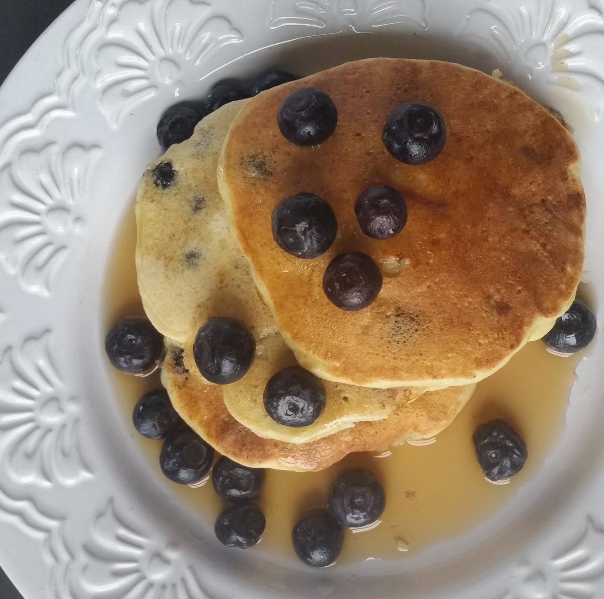 Bob's Red Mill Pancake Mix!