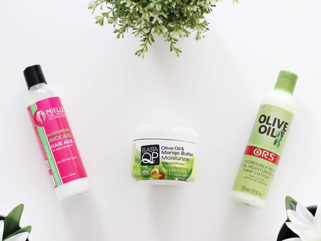 Healthy Hair Junkie| My Hair Regime| Moisturisers