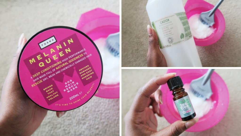 Healthy Hair Junkie | Wash Day | Deep Conditioner