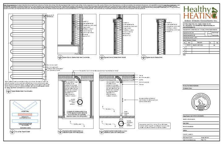 Radiant Floor Heating: Flow Rate Radiant Floor Heating