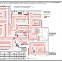 How To Draw A System Architecture Diagram Vw Beetle Wiring 1969 Sample Set #4 Design, Drawings And Specifications For Residential Hvac Systems