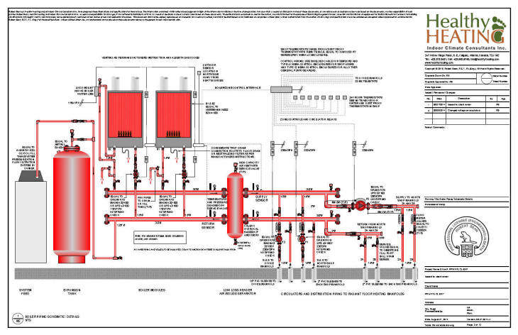 Basic Hvac Electric Wiring Hvac Sample Set 2 Hvac Drawings And Specifications For