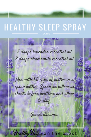 best essential oils for sleep