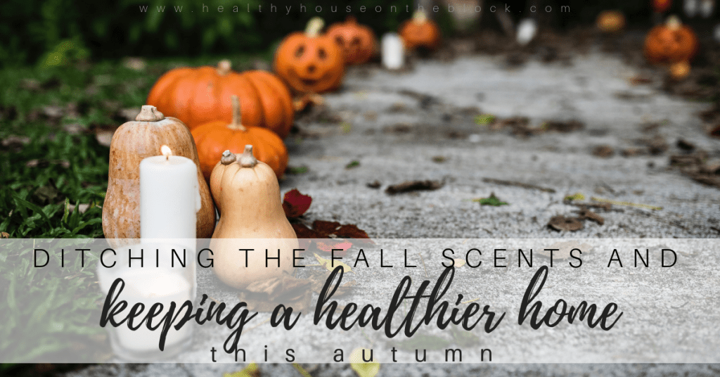 Making Fall Healthy at Home