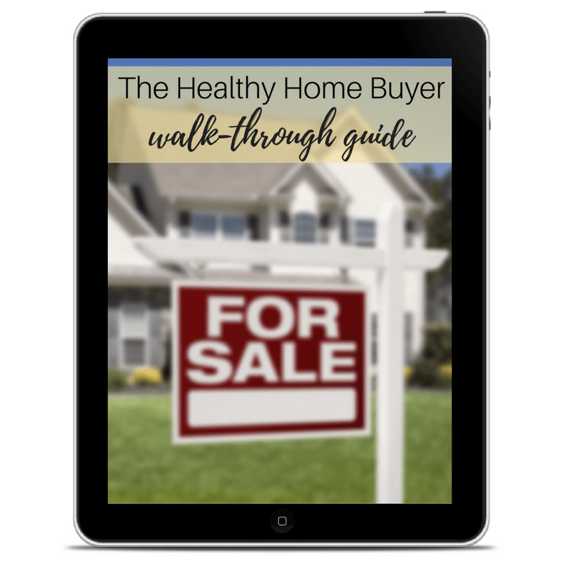 home buyer walk through checklist and guide