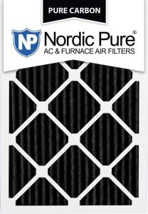 nordic pure activated carbon filter
