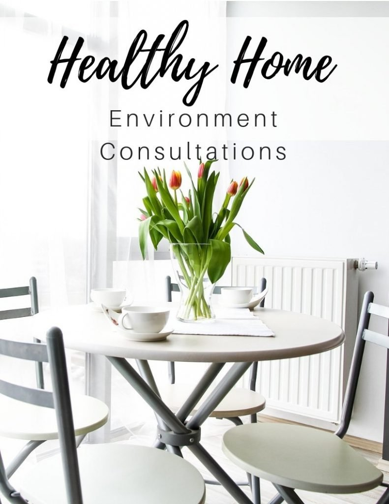 healthy home environment consultations