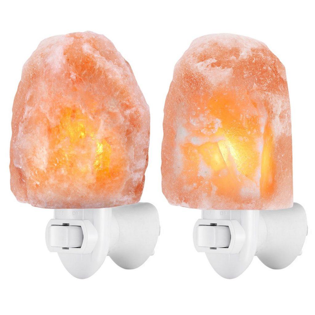 himalayan salt lamp night lights