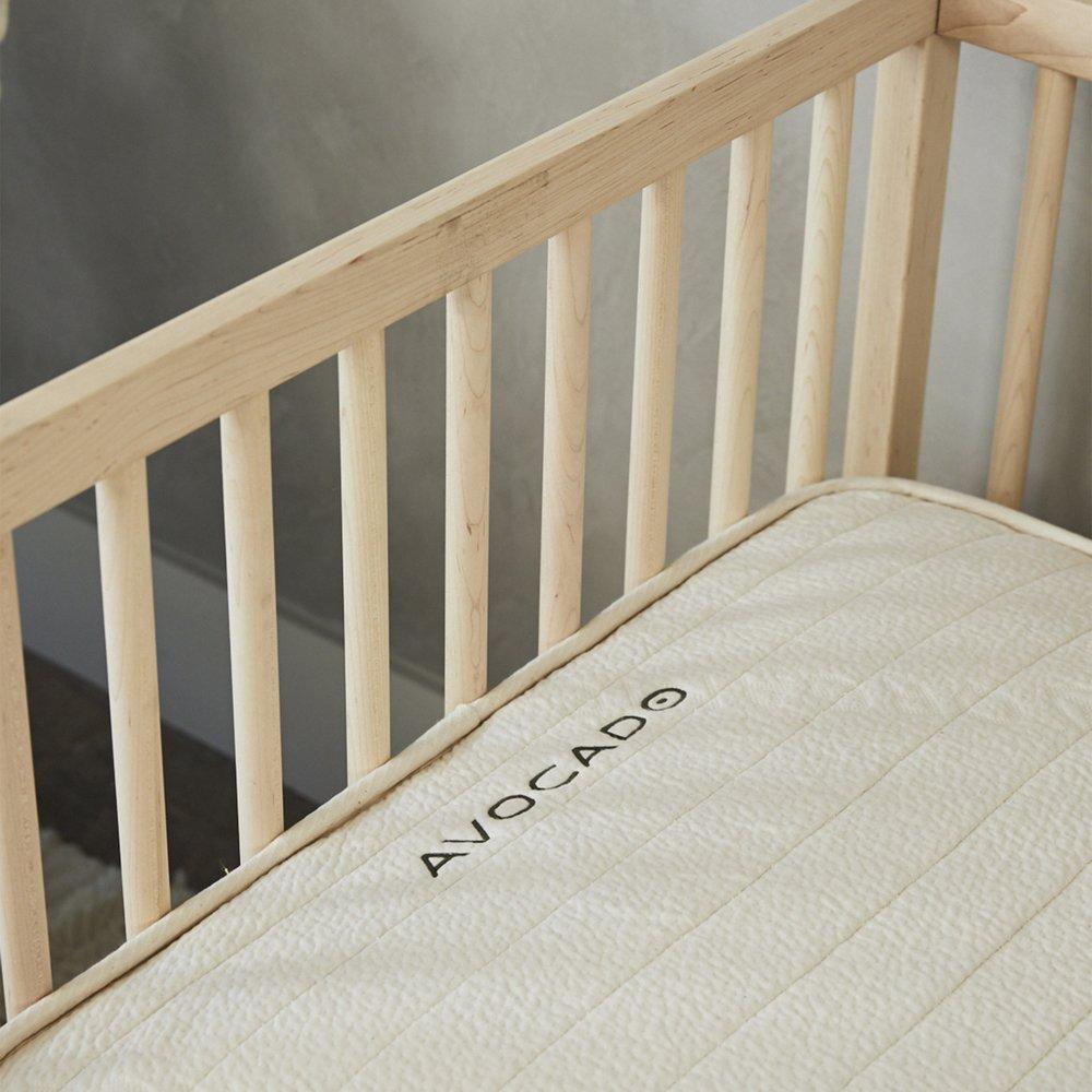 avocado crib mattress
