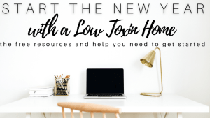 Year End Resources for Natural Living