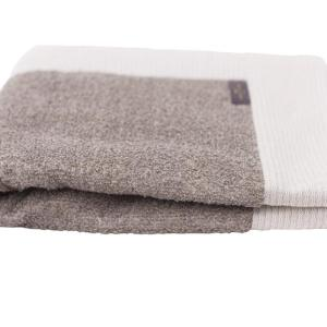 Organic Linen Cotton Terry Bath Mat