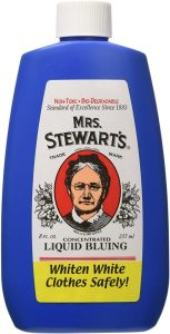 Mrs. Stewart's Concentrated liquid bluing