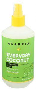 Alaffia Volumizing Sea Salt Texture Spray
