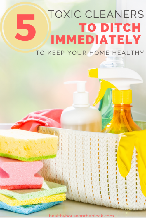 5 cleaners to ditch immediately and replace with the best cleaning products