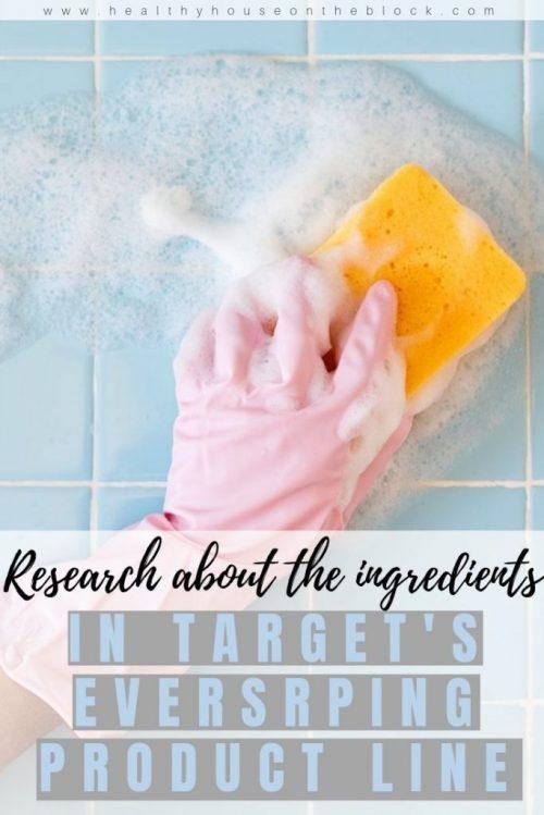 target everspring ingredients