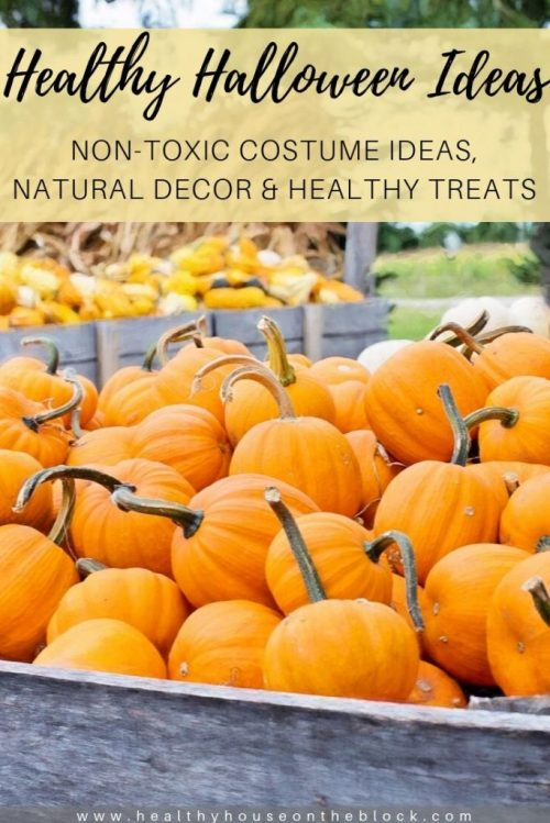 healthy halloween treats for kids, non toxic costume ideas and natural decorations (1)