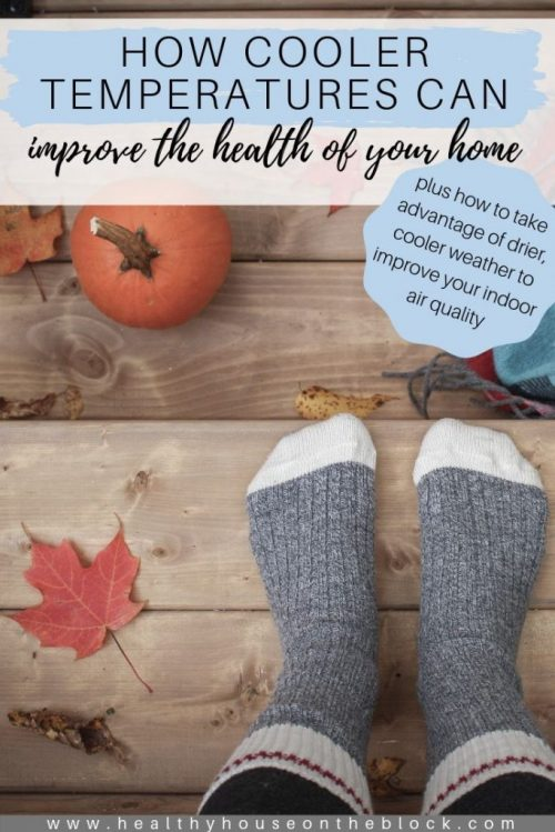 how cooler temperatures can affect the health of your home