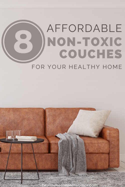 non toxic couch picks that are completely affordable