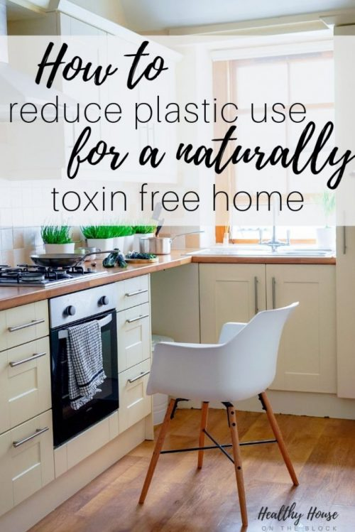 reduce plastic at home