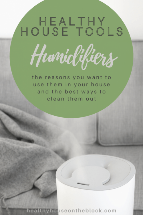 use a humidifier to create a healthier living space at home