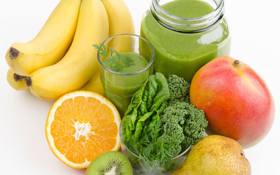 Juice Smoothies with Protein