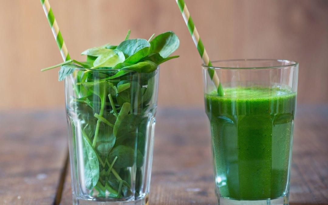 Extra Veggie Juice Blend Recipes