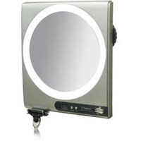 Zadro LED Surround Light Fogless Suction Cup Shower Mirror ...