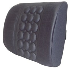 Lumbar Support Office Chair Cushion Golden Lift Stuck In Up Position Imak Back Orthopedic At Healthykin.com