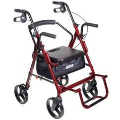 Transport Wheel Chair Peg Perego Rocker High Recall Drive Medical Duet Wheelchair Rollator Walker At