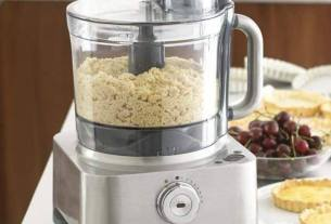 What are the different ways you can use your food processor